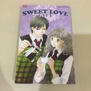 sweet love cafe - wahio mie