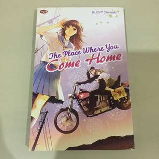 the place where you come home - kuori chimaki
