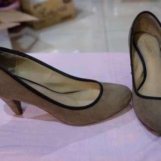 Aldo Grey Shoes