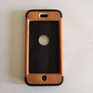 Wood Case Ipod 5