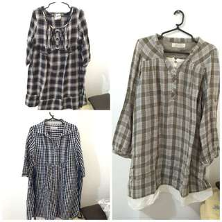 Checkered Dresses