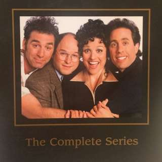 Seinfeld The Complete Series!