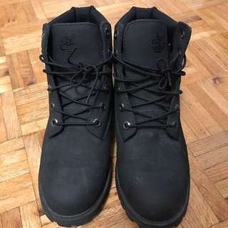 HELCOR Timberland Boots