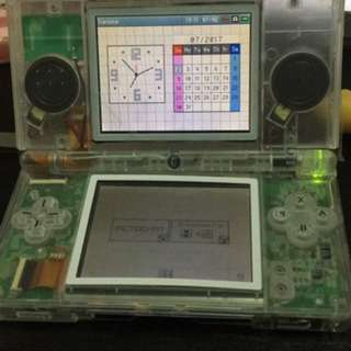 Modding Service For NDSL Transparent Shell