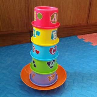 Tower Cups