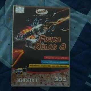 Fisika kelas Smp2 E-Book