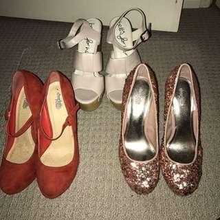 Assorted Heels