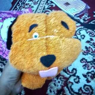 Handuk Baby Dibentuk Dog