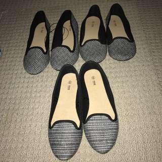 Assorted Ballet Flats