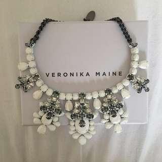 NEW Veronika Maine statement necklace