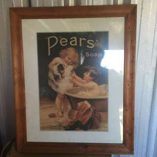 Pears Soap Picture