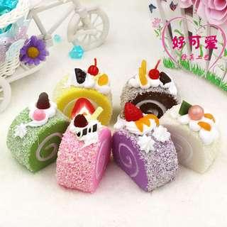 Cake Roll Ref Magnet