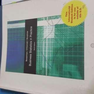 Statistics and Analysis AB 1202