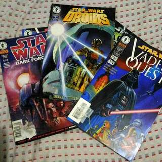 Star Wars Dark Horse Comics
