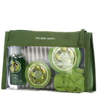 Body Shop Olive Set
