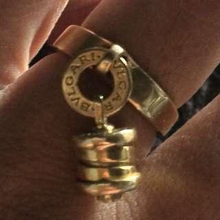 authentic bvlgari ring