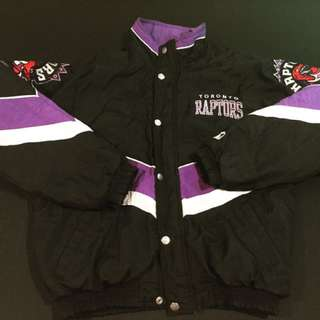Raptors Starter Jacket