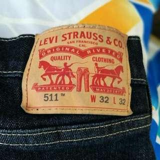 Levi's Pant Slim Fit