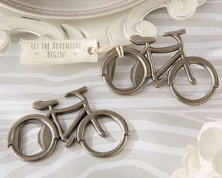 Bicycle Design Bottle Opener Souvenir Giveaway