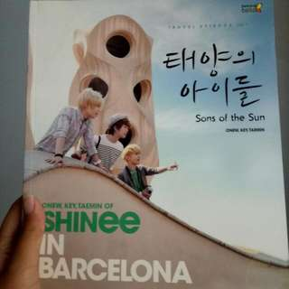 SHINEE IN BARCELONA
