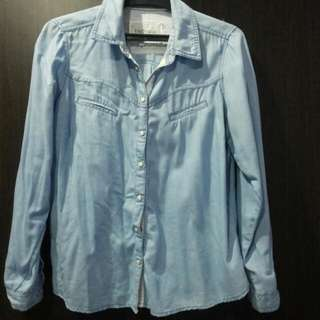 Marks and Spencer denim shirt