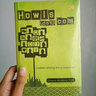 Novel HowIs Dot Com