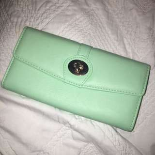 Mint Wallet - Charming Charlie's