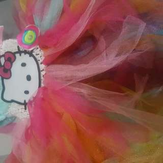 Hello Kitty Tutu Dress :)