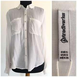 STRADIVARIUS Basic Shirt