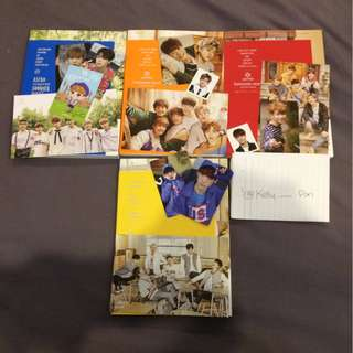 WTS Astro Albums since Debut