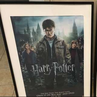 Poster Frame With EXTRA FREE poster