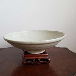 Old Chinese Plate Or Bowl