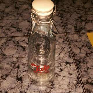 Vintage Bottle Water Tumbler