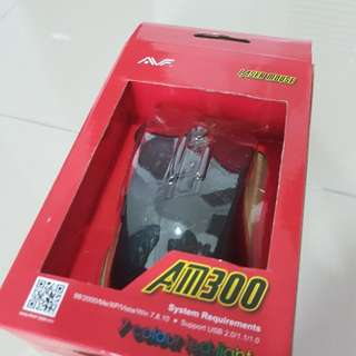 AVF AM300 Gaming Mouse