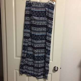Jay Jays Maxi Side Split Skirt