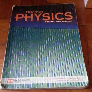 🚚 Discover Physics - O Levels