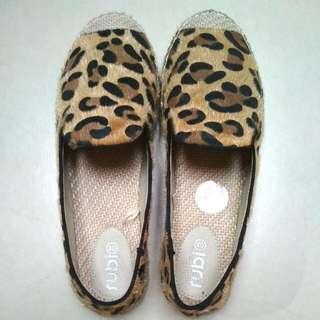 Rubi Shoe Slip On Leopard