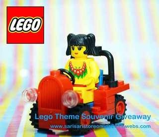 Lego Theme Souvenir