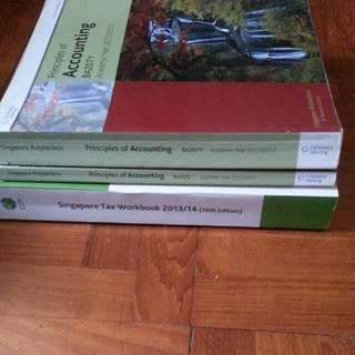 🚚 SP Accounting And Tax Textbooks