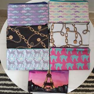 Assorted Design Multipurse Canvas