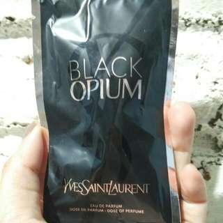 NEW : YSL Black Opium Eau De Parfum