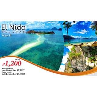 El Nido Palawan Tour B