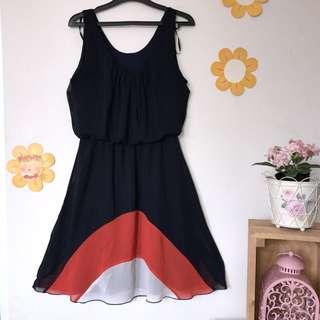 Unbranded : Threetones Dress
