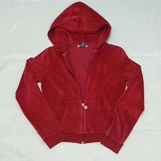 Mango Red Velvet Hoodie