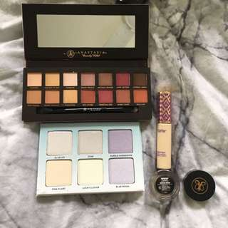 high end makeup