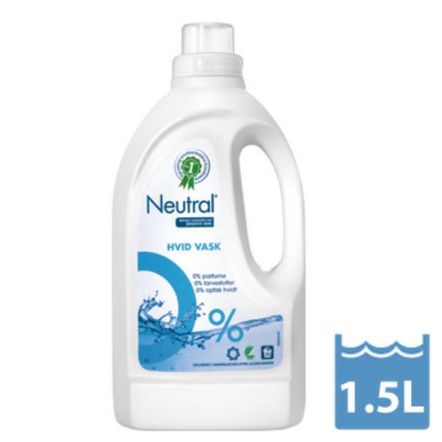 諾淨低敏濃縮洗衣精1.5L