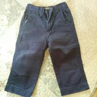 Osh Kosh Khaki Pants - 80cm