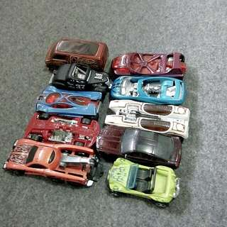 HOTWHEELS Toy Car