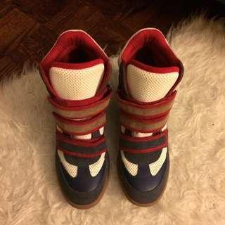 Aldo Wedge Heels Size 8.5