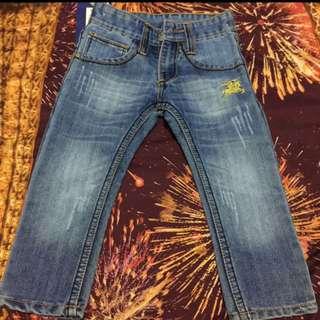 Jeans anak Cowo / Laki-Laki